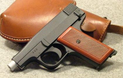 稲垣式拳銃